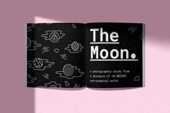 Tim Easley rinde homenaje a la Luna en su nuevo libro ilustrado