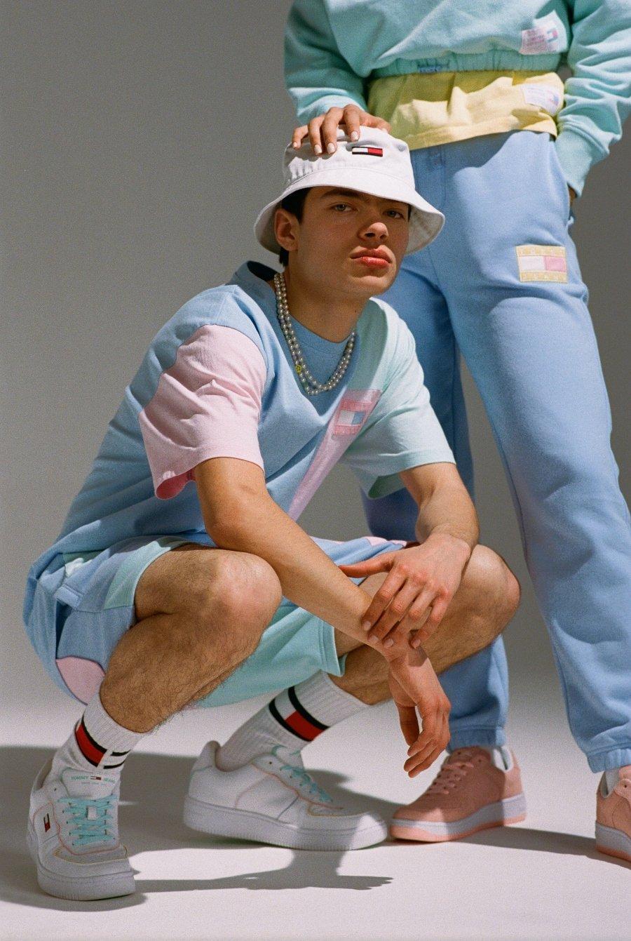 """Colección """"PASTEL"""" de Tommy Jeans"""