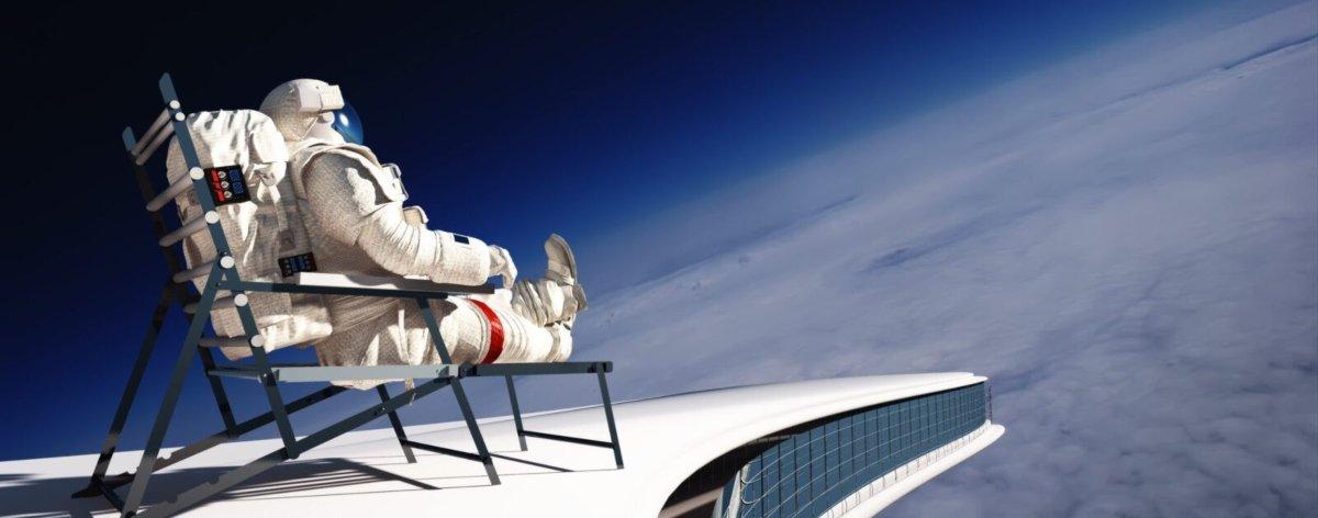 Turismo espacial: unas vacaciones fuera de  este mundo