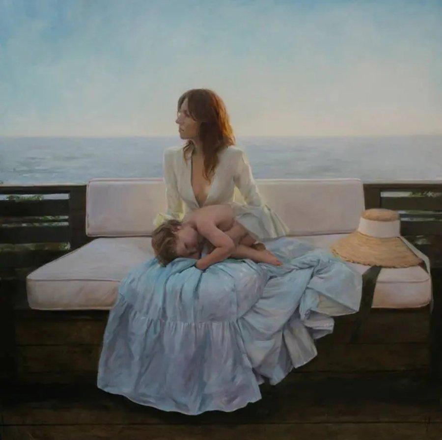 Pintura por Korin Faught