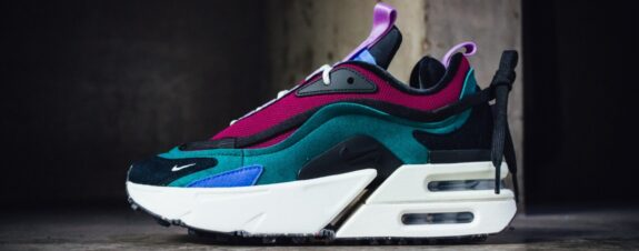 Air Max Furyosa NRG: el calzado del futuro de Nike