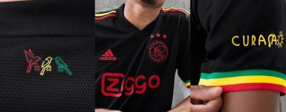Ajax y adidas rinden homenaje a Bob Marley en esta colección