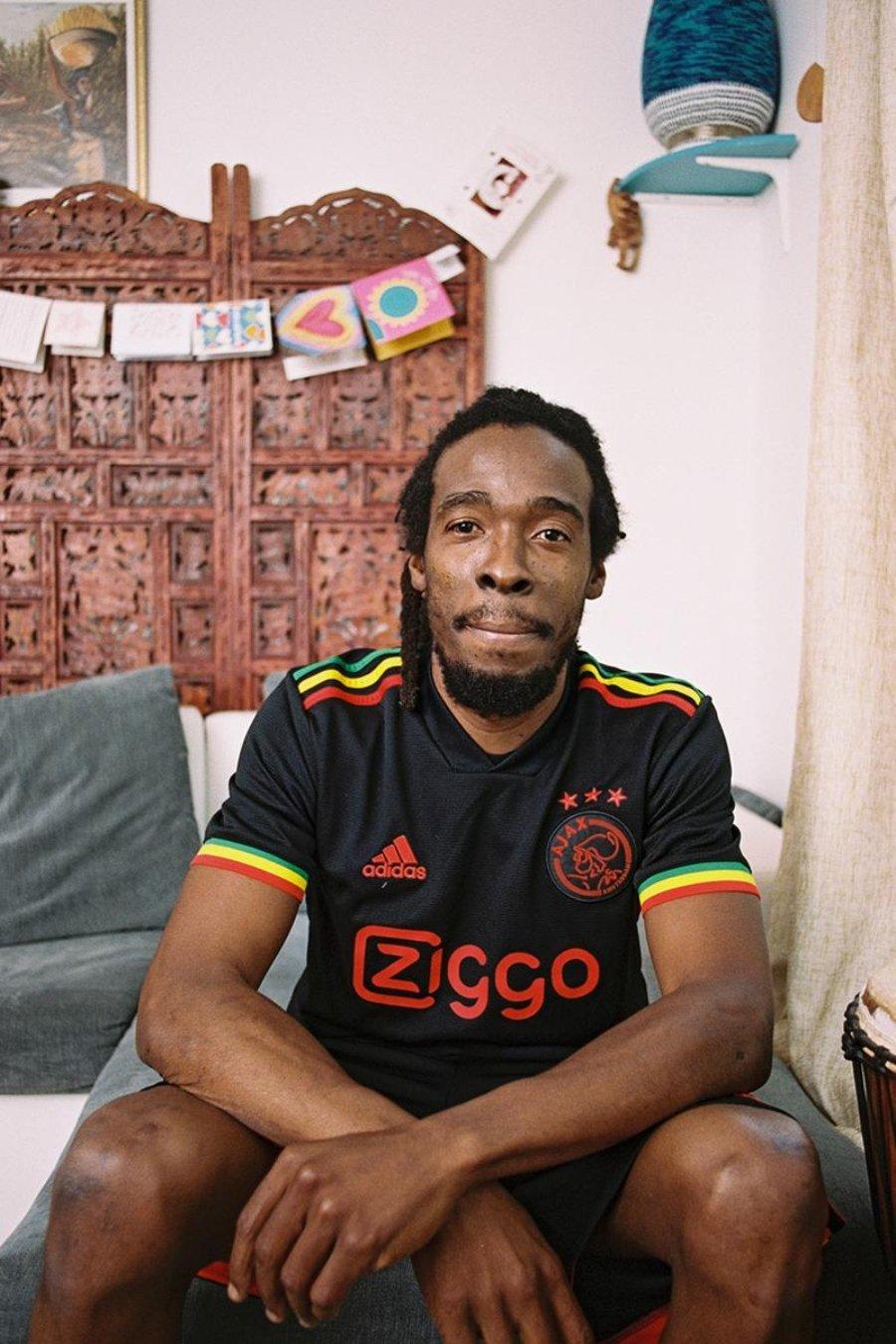 Ajax x adidas Football x Bob Marley