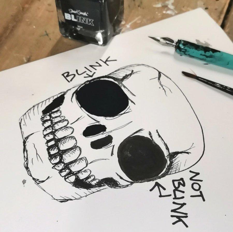 """Tinta """"Blink"""""""