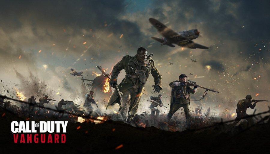 videojuego Call of Duty: Vanguard