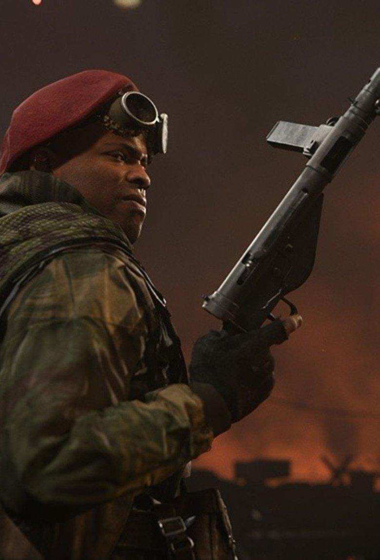 Call of Duty: Vanguard, como si fuera en la Segunda Guerra mundial