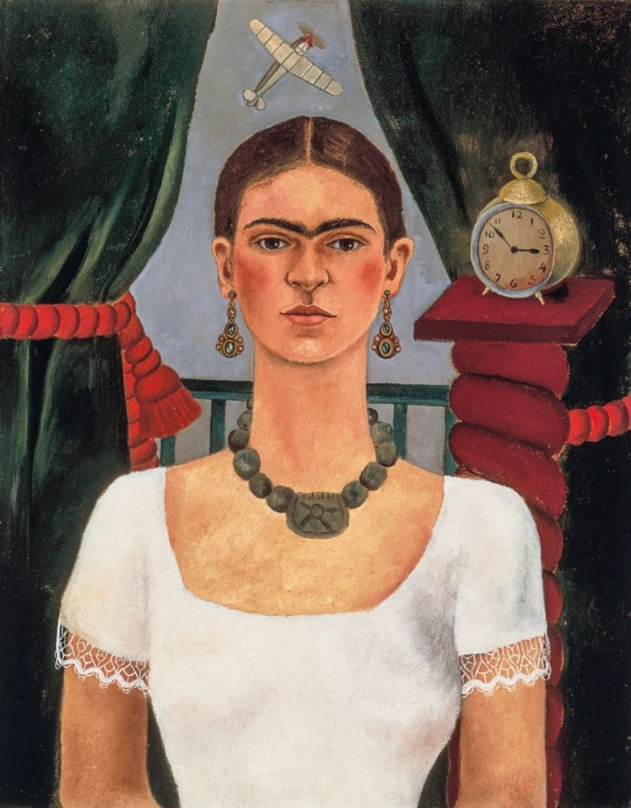 """""""Frida Khalo the Complete Paintings"""""""