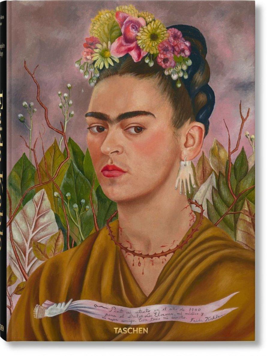 "Contenido de ""Frida Khalo: The Complete Paintings"""