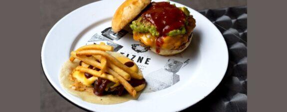 Hamburguesa y taco, el mejor combo foodie para el fin de semana