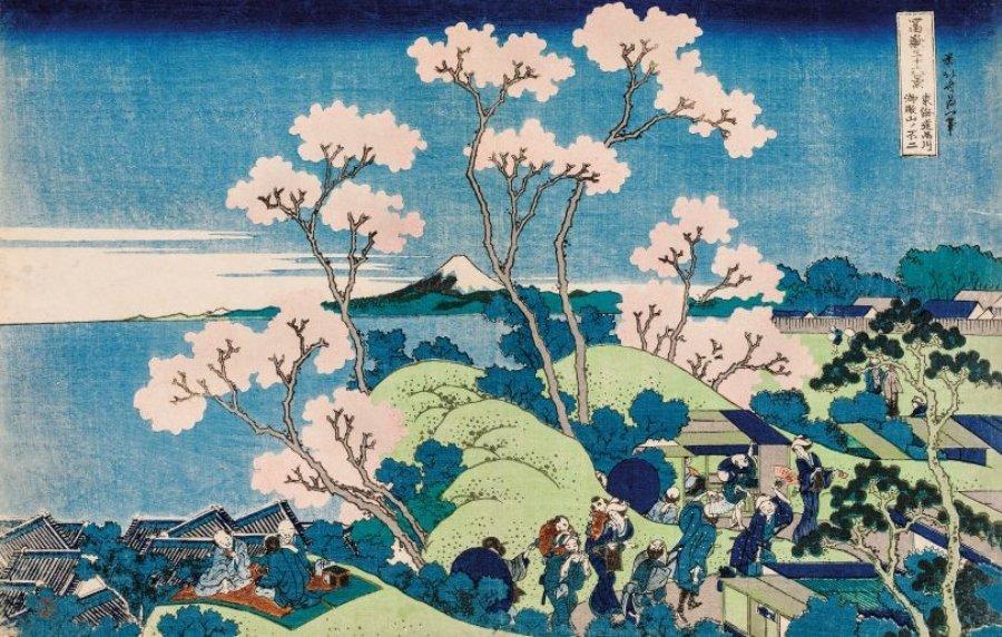 """Contenido de """"La leyenda de Hokusai"""""""