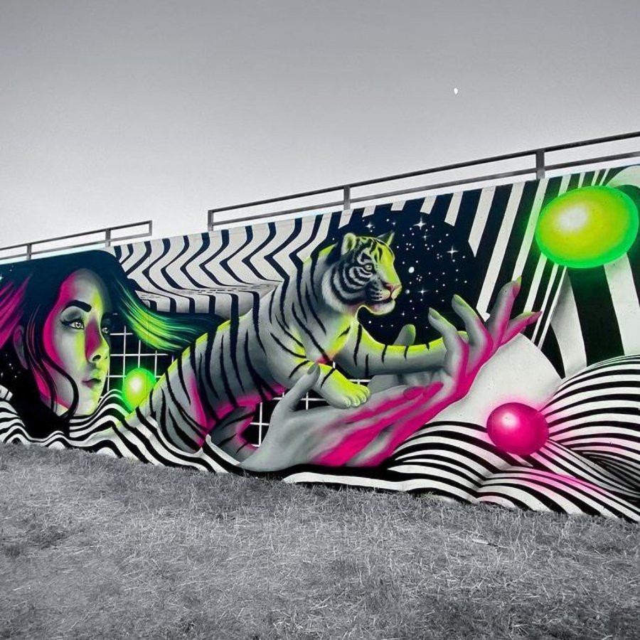 Mural de Ali Grimme