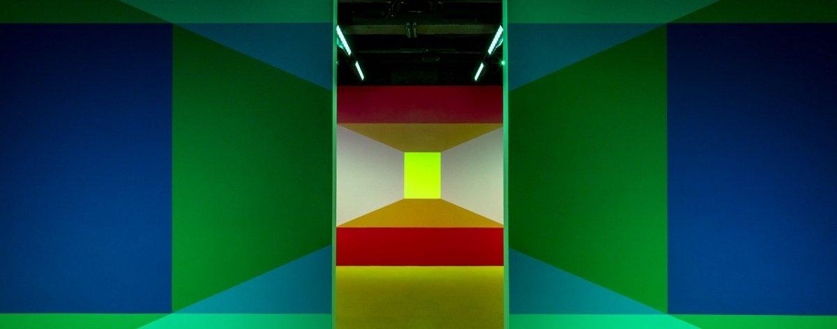 Luftwerk presenta Open Square, su nueva instalación en Mattress Factory