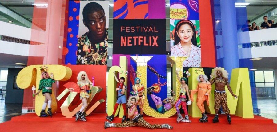 Tudum Festival 2020 en Sao Paulo, Brasil / Netflix