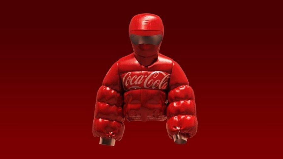 Coca cola llega al negocio de los NFT