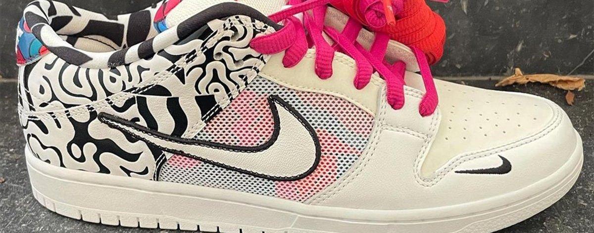 Parra x Nike SB Dunk Low: regresan con nueva colaboración