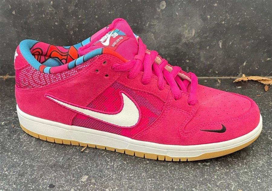 Nuevo lanzamiento de Nike