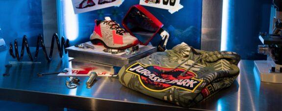 Reebok y Jurassic Park juntos en una colección que traspasa el tiempo