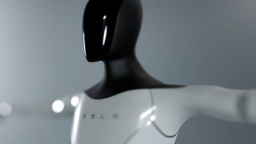 Llega el Tesla Bot