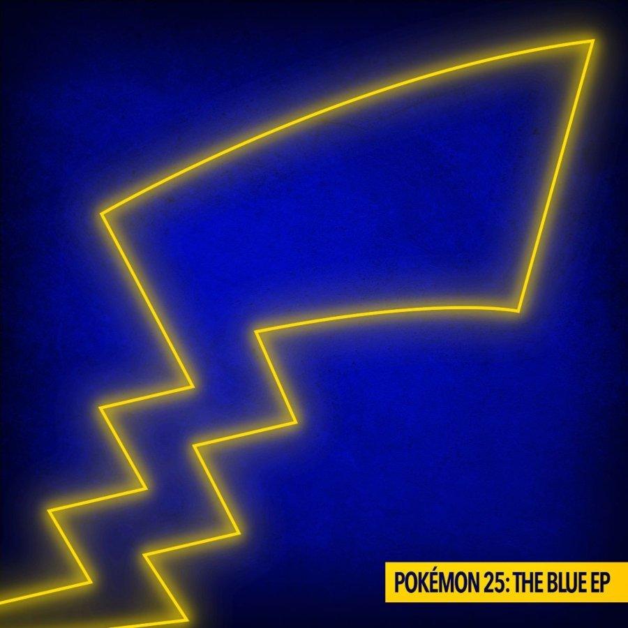 The Blue EP de Pokémon