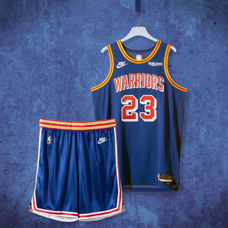 Uniformes de la NBA en estilo retro