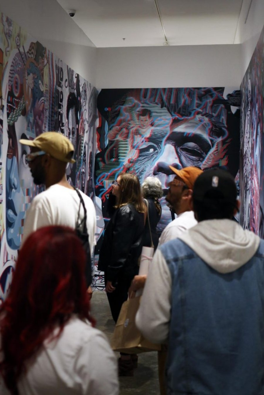 retrospectiva de 25 años de arte de Tristan Eaton