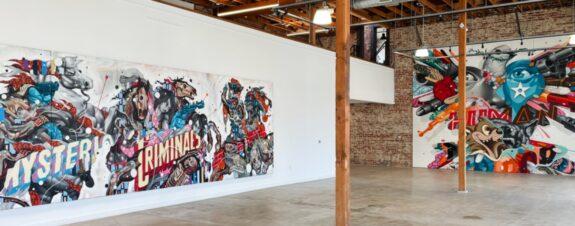 All At Once, una retrospectiva de 25 años de arte y diseño con Tristan Eaton