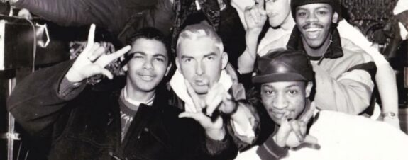 Archivo del Hip Hop de Manchester, la nueva expo sobre este género musical