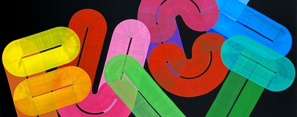 Dave Towers presenta tipografía inspirada en sus días de cuarentena