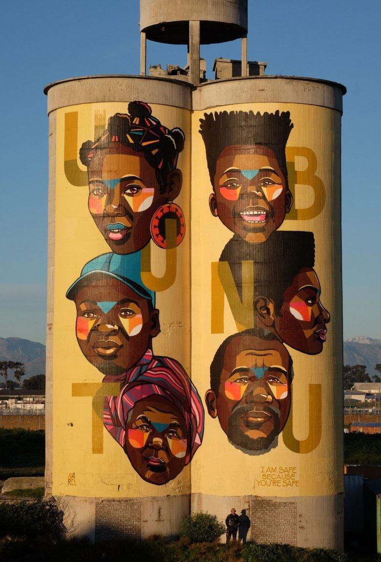 Los murales del mes de septiembre según All City Canvas