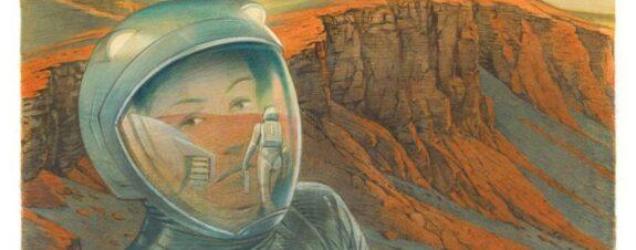 Travel Book on Mars, el nuevo libro de viajes de la firma Louis Vuitton