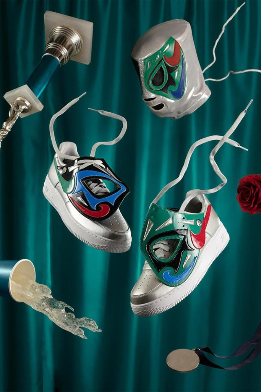 """Air Force 1 Low """"Lucha Libre"""""""