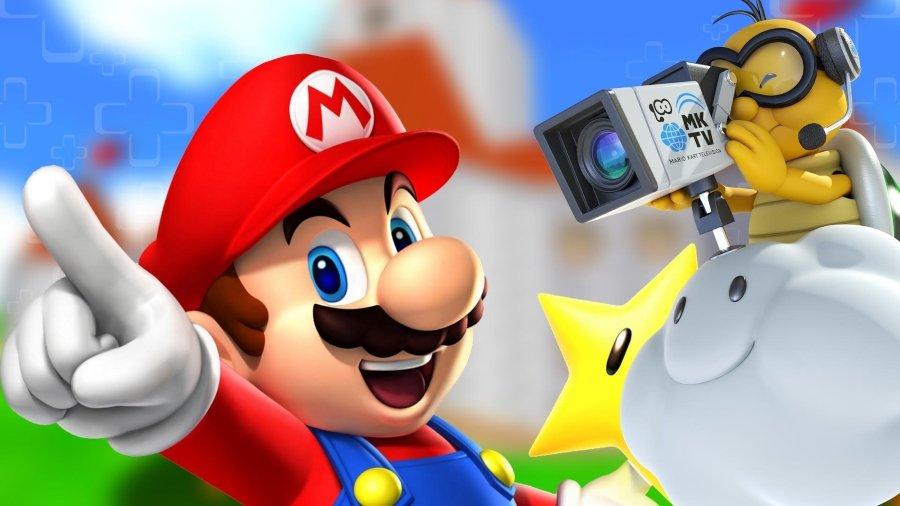 Película de Mario Bros
