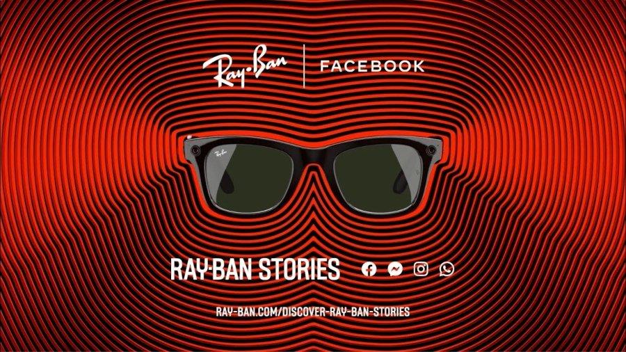 Ray Ban lanzará sus nuevos lentes inteligentes