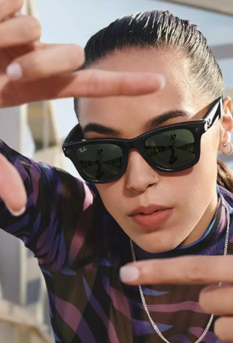 Ray Ban Stories, la nueva colección de lentes inteligentes