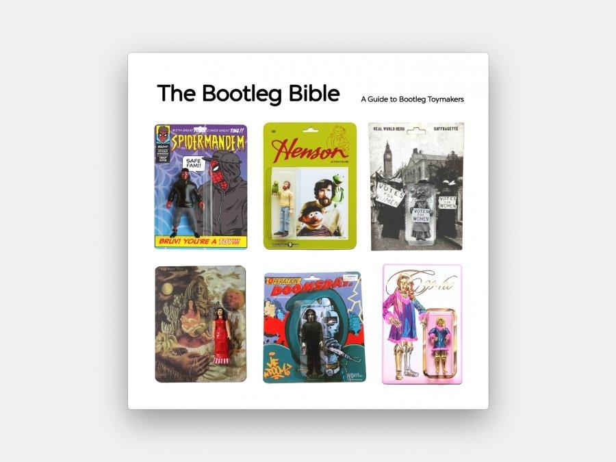 """Contenido de """"The Bootleg Bible"""""""