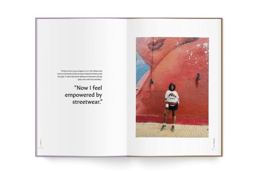 En el libro leeremos las opiniones de las mujeres más importantes dentro de la cultura sneaker