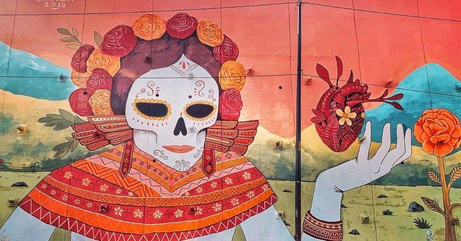 Mural de Saner