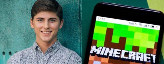 Diseñador de casas Minecraft: joven promesa de la arquitectura virtual