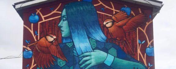 Los mejores murales del mes de octubre según el team de All City Canvas
