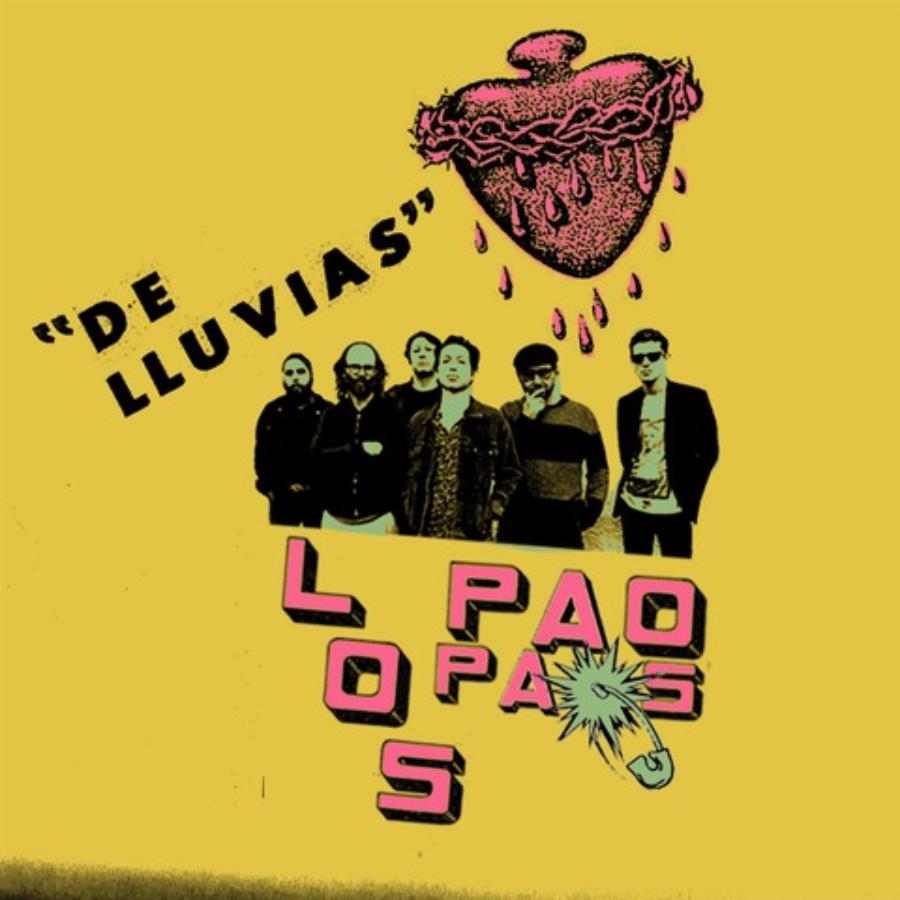 portada del Nuevo sencillo de Los Pao Paos