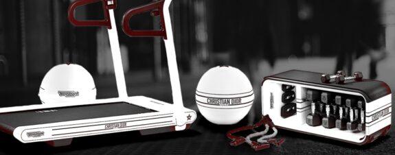 Technogym y Dior lanzan una línea de productos para andar bien fitness