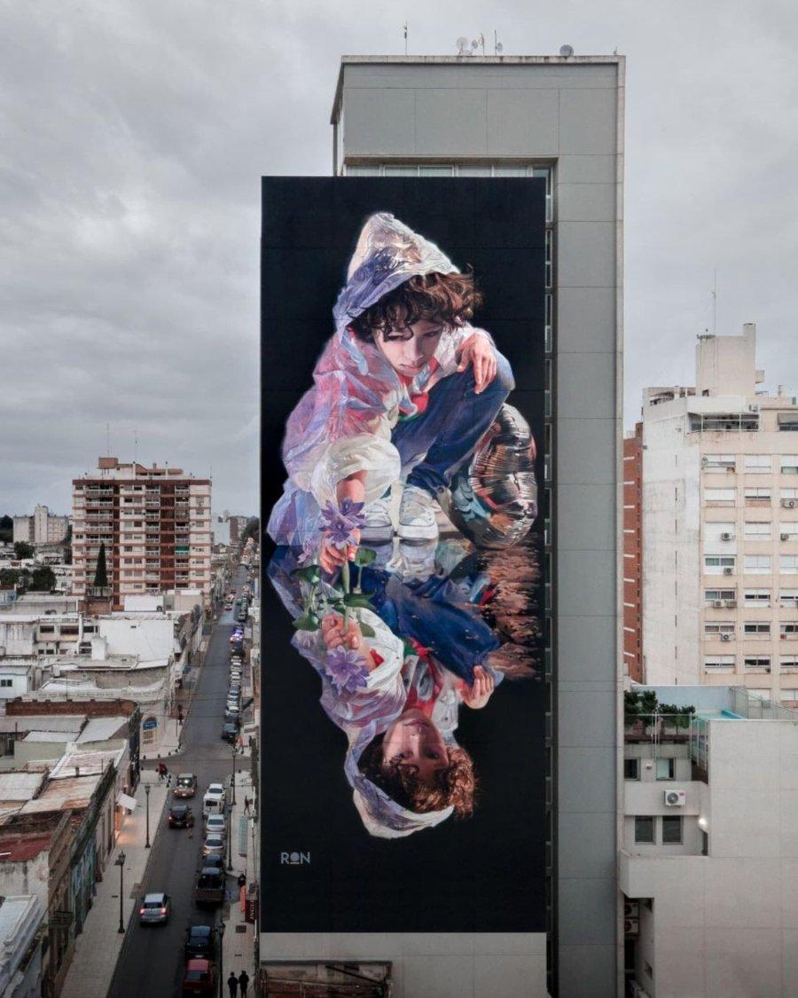 • REFLEJOS • de Ron Muralist