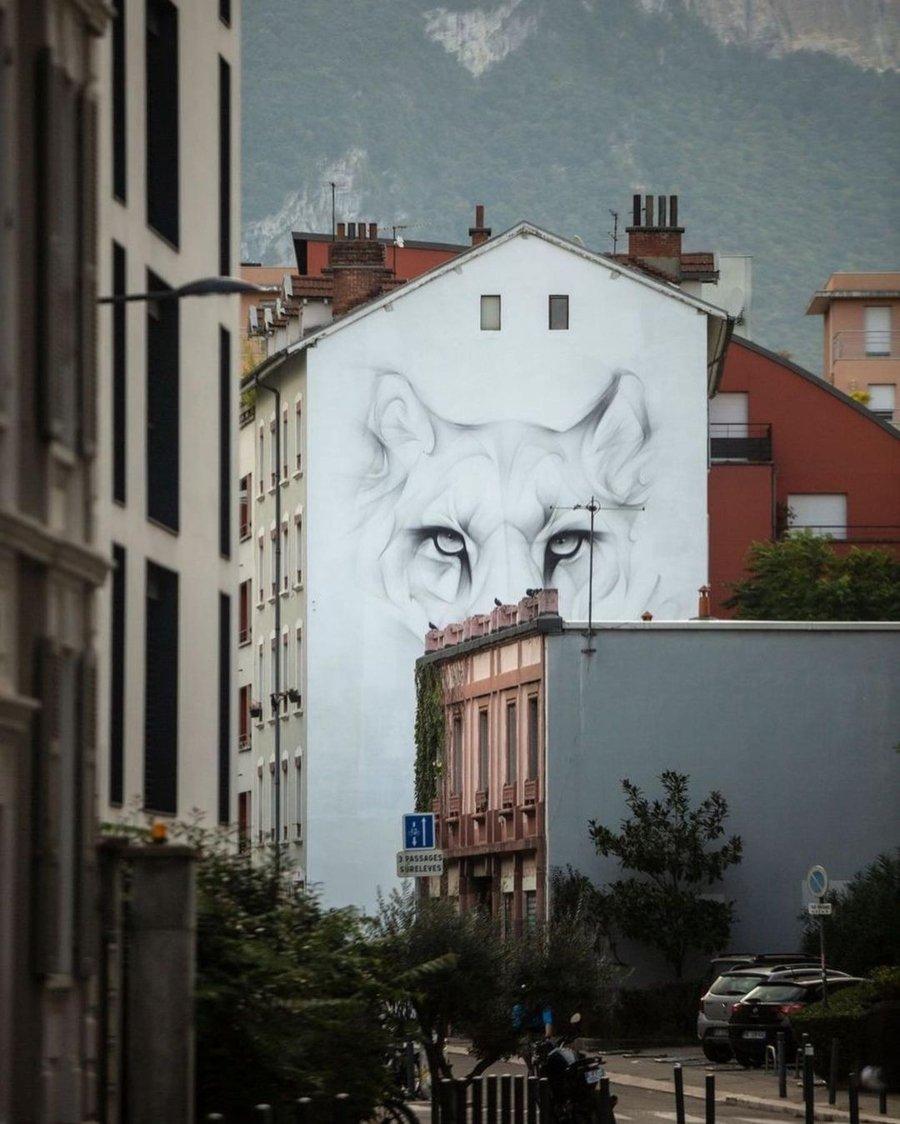 Mural por Satrxx